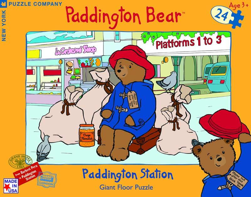 Paddington Station (Paddington) Cartoons Jigsaw Puzzle