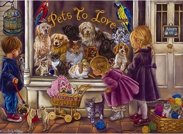 Pets to Love Cats Jigsaw Puzzle