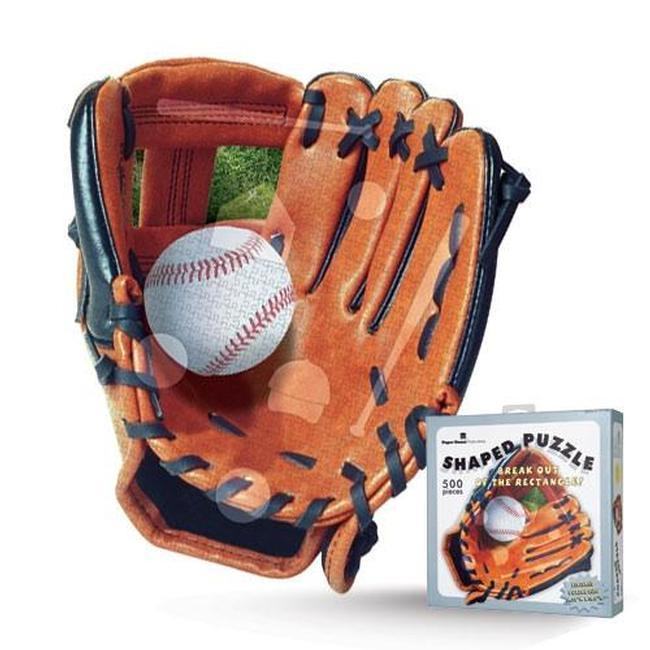 Baseball Glove Sports Jigsaw Puzzle