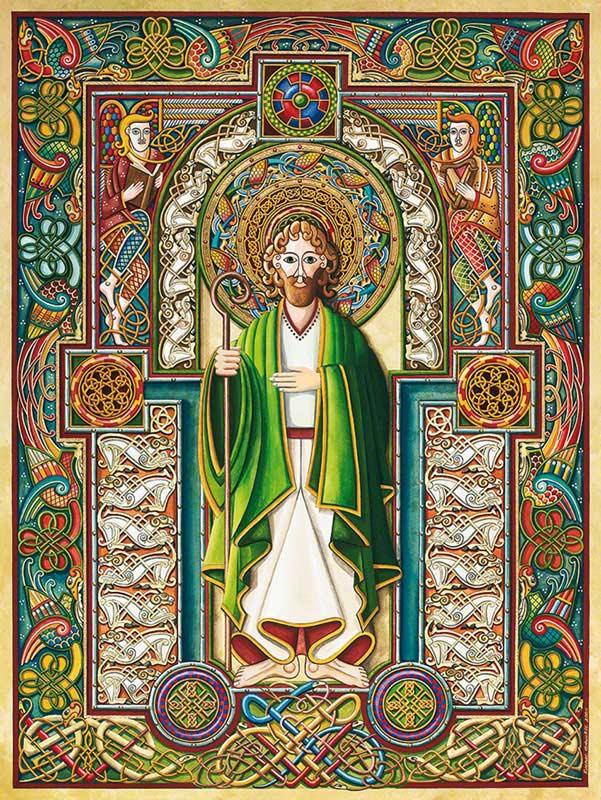 St. Patrick Ireland Jigsaw Puzzle
