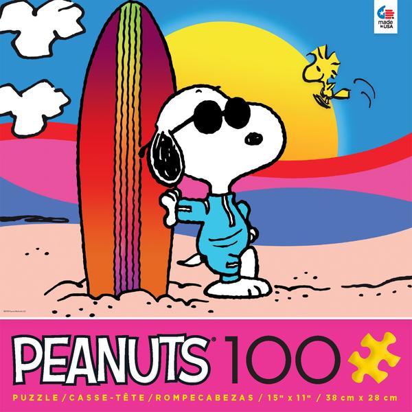 Peanuts Malibu Cartoons Jigsaw Puzzle