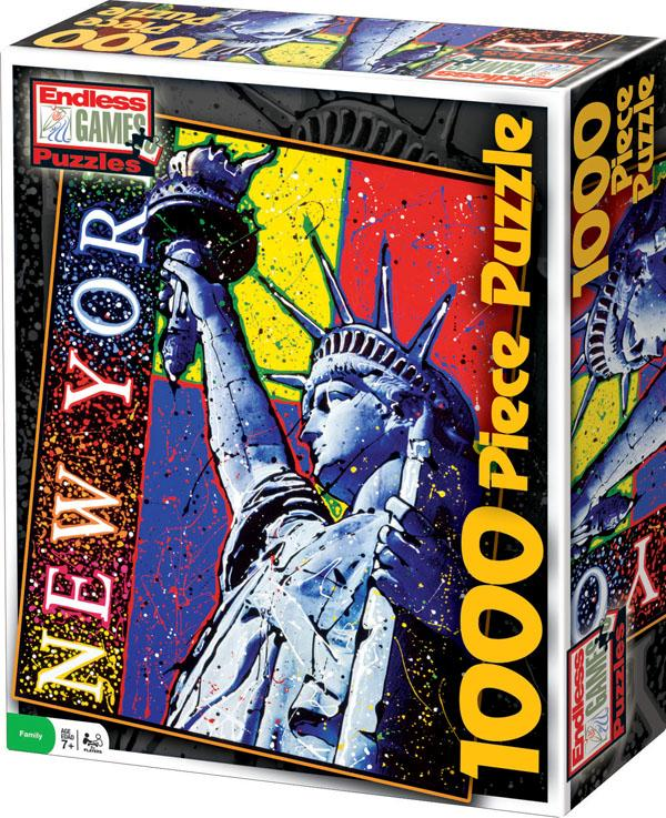 Holton - Liberty New York Jigsaw Puzzle