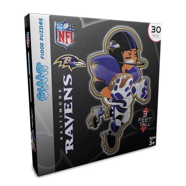 NFL - BAL Ravens Floor Puzzle Sports Floor Puzzle