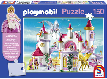 Playmobil Princess Castle Castles Jigsaw Puzzle