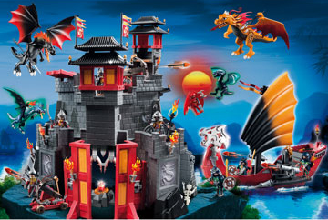 Asian Dragon World Fantasy Jigsaw Puzzle
