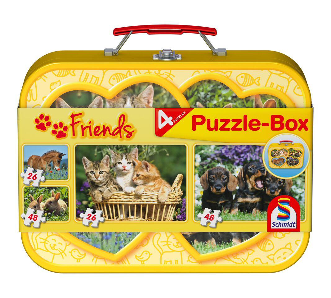 Animals Baby Animals Children's Puzzles