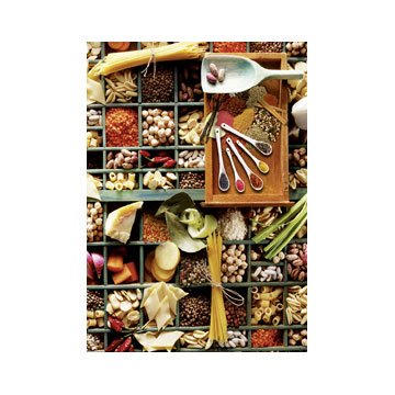 Kitchen Potpourri Inspirational Jigsaw Puzzle
