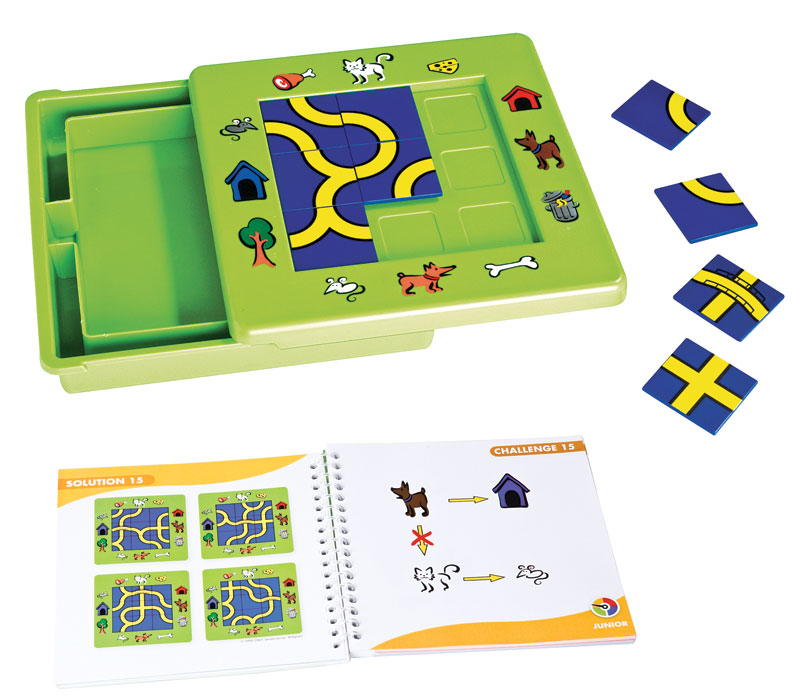 Cat & Mouse GoGetter Strategy/Logic Games Game