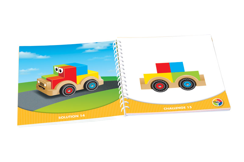 Smart Car Children's Games Game