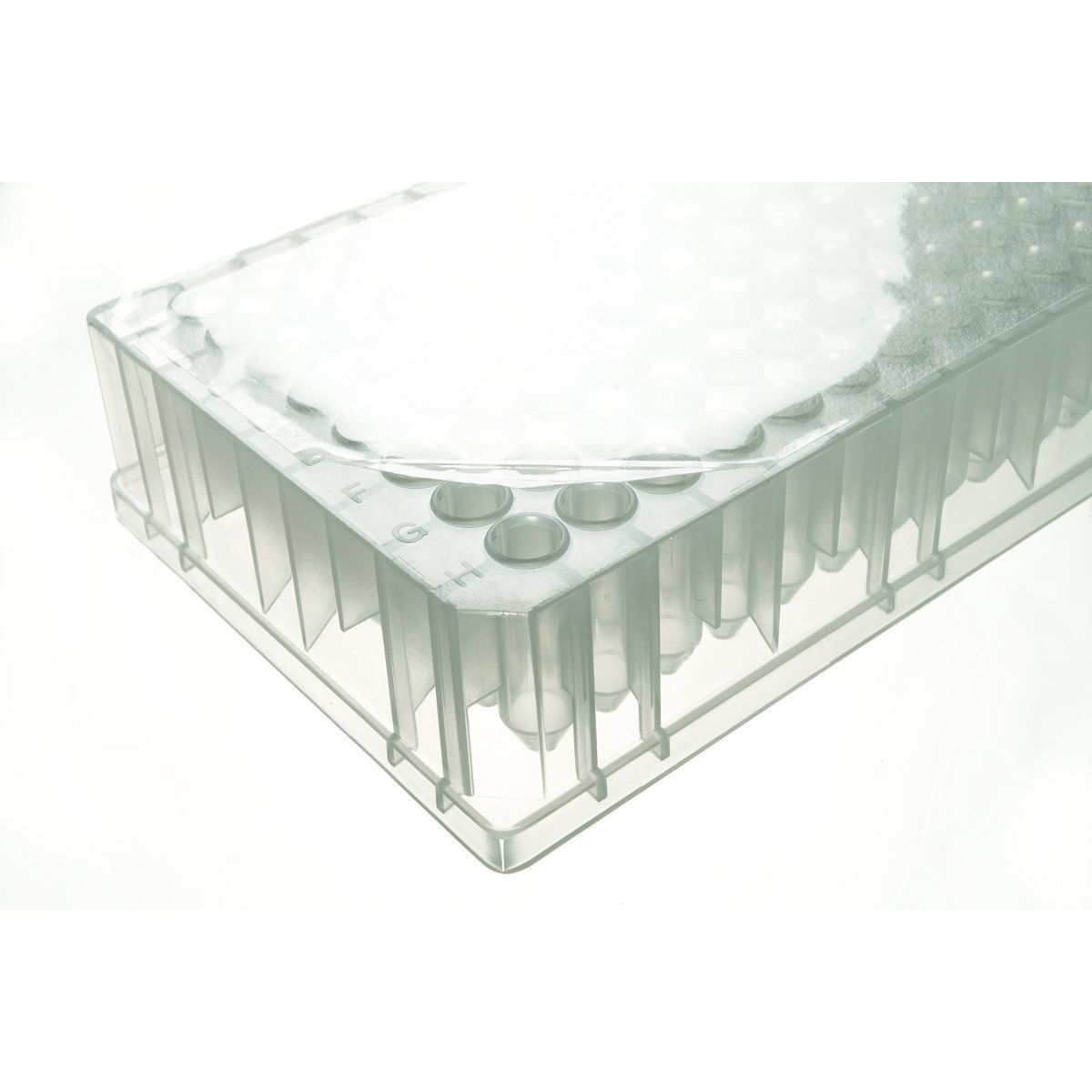 Adhesive Clear Plate Seals General Use