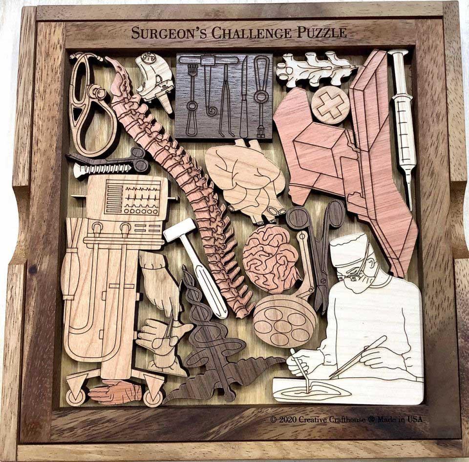 The Surgeon's Challenge Puzzle
