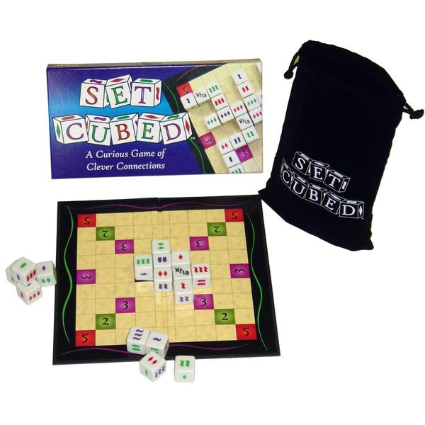 Set Cubed Family Games