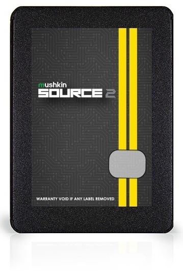 "Mushkin SOURCE 2 120GB 2.5"" SATA3 SSD"