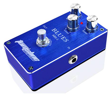 Tomsline Blues True Bypass Guitar Effect Pedal