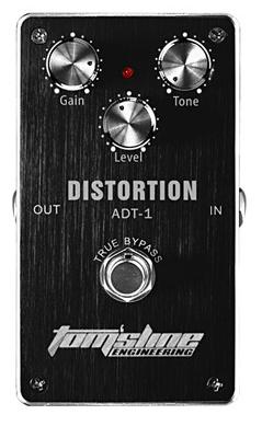 Tomsline Distortion True Bypass Guitar Effect Pedal