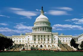 The Capital, Washington Dc Landmarks / Monuments Jigsaw Puzzle