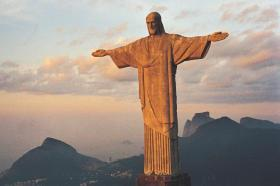 Christ Redeemer, Brazil Travel Jigsaw Puzzle