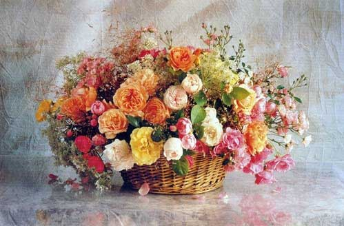 Bouquet Flowers Jigsaw Puzzle