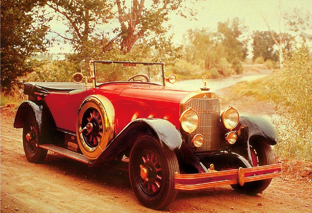 Classic Car Cars Jigsaw Puzzle