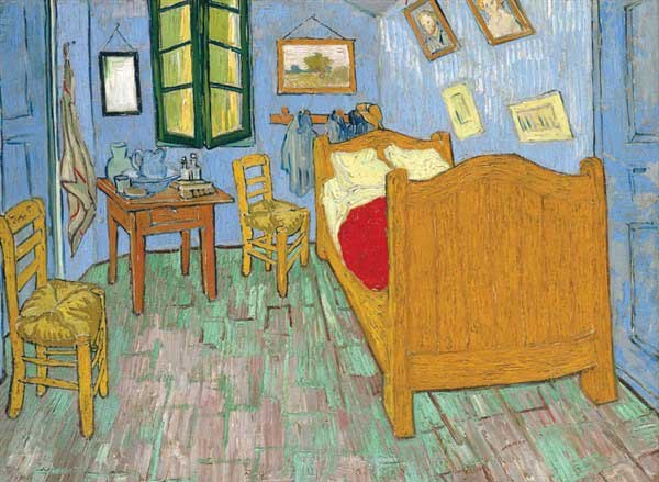 Van Gogh's Bedroom at Arles Fine Art Jigsaw Puzzle