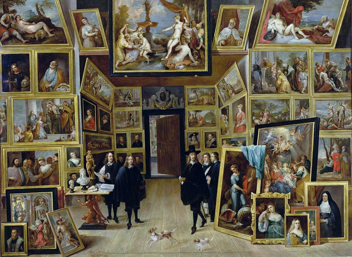 Archduke Leopold-Willem Fine Art Jigsaw Puzzle