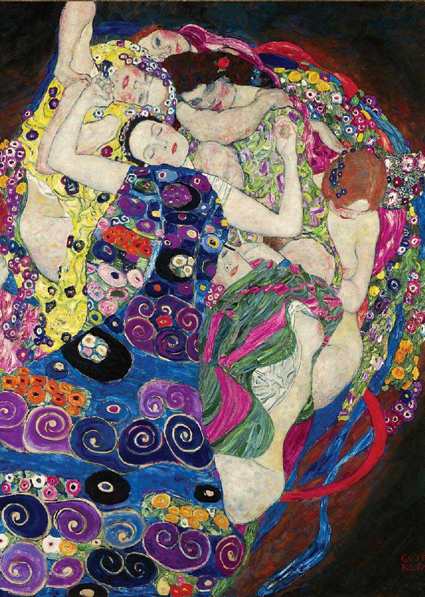 The Maiden Fine Art Jigsaw Puzzle