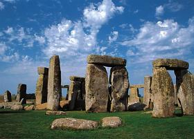 Stonehenge, United Kingdom (Mini) Landmarks / Monuments Jigsaw Puzzle