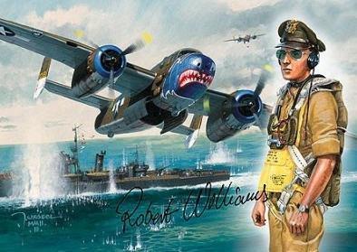 B-25 Mitchell Planes Jigsaw Puzzle