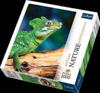 Lizard Reptiles / Amphibians Jigsaw Puzzle