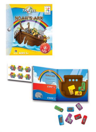 Travel Noah's Ark Strategy/Logic Games Brain Teaser