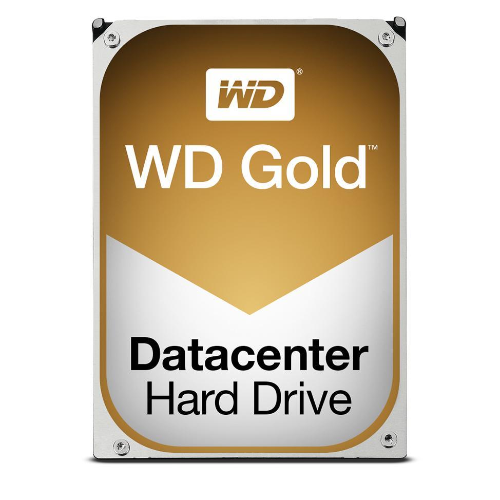 Western Digital Gold Datacenter WD2005FBYZ 2TB 7200RPM SATA 3 / SATA 6.0 GB/s 128MB Hard Drive (3.5 inch)