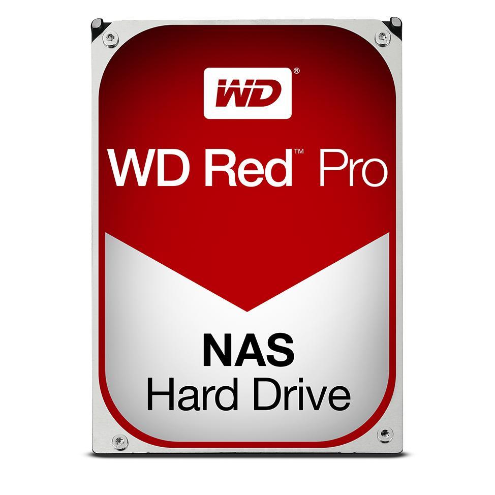 Western Digital Red Pro WD6002FFWX 6TB 7200RPM SATA3/SATA 6.0 GB/s 128MB Hard Drive (3.5 inch)