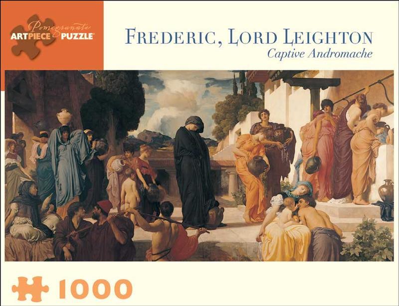 Captive Andromache Renaissance Jigsaw Puzzle