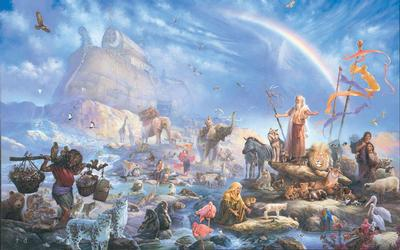 A New Day Religious Jigsaw Puzzle
