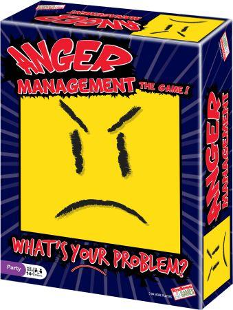 Anger Management Conversational Games Card Game