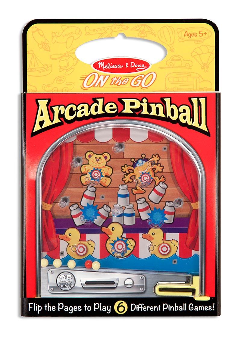 Arcade Pinball Activity Books and Stickers