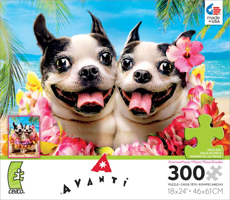 Avanti - Aloha Beach Jigsaw Puzzle