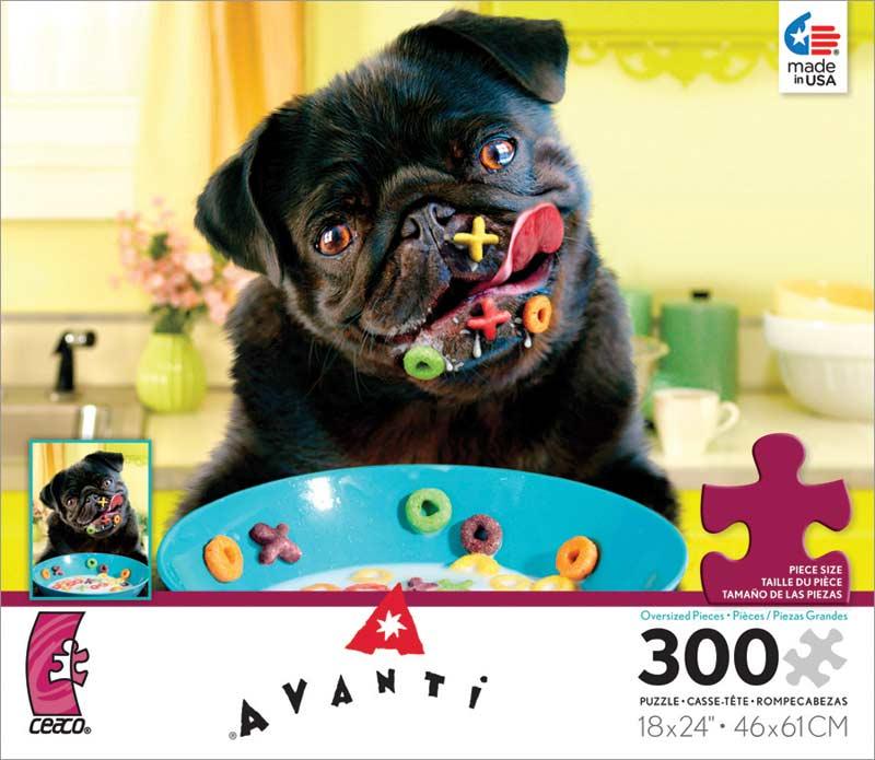 Avanti - XOXO Dogs Jigsaw Puzzle