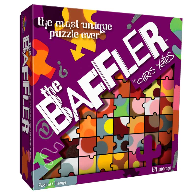 The Baffler - Pocket Change Graphics / Illustration Jigsaw Puzzle