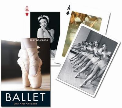 Ballet - Single Deck Dance Playing Cards