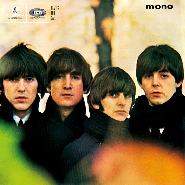 The Beatles for Sale Collector's Puzzle Famous People Jigsaw Puzzle