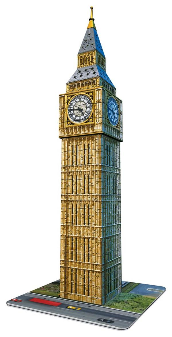 Big Ben 3D Travel Jigsaw Puzzle