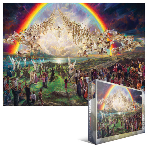 The Blessed Hope Religious Jigsaw Puzzle
