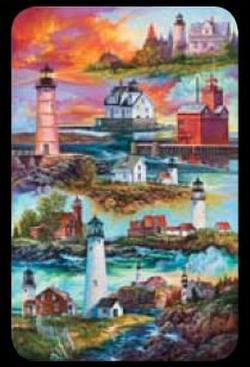 Bridge Playing Cards - Lighthouse Gallery Lighthouses Playing Cards