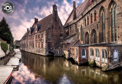 Bruges, Belgium Travel Jigsaw Puzzle