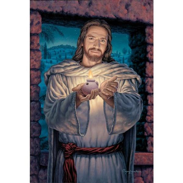 Carry the Light Religious Jigsaw Puzzle