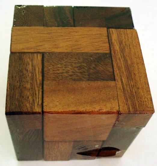 Century Cube II Brain Teaser