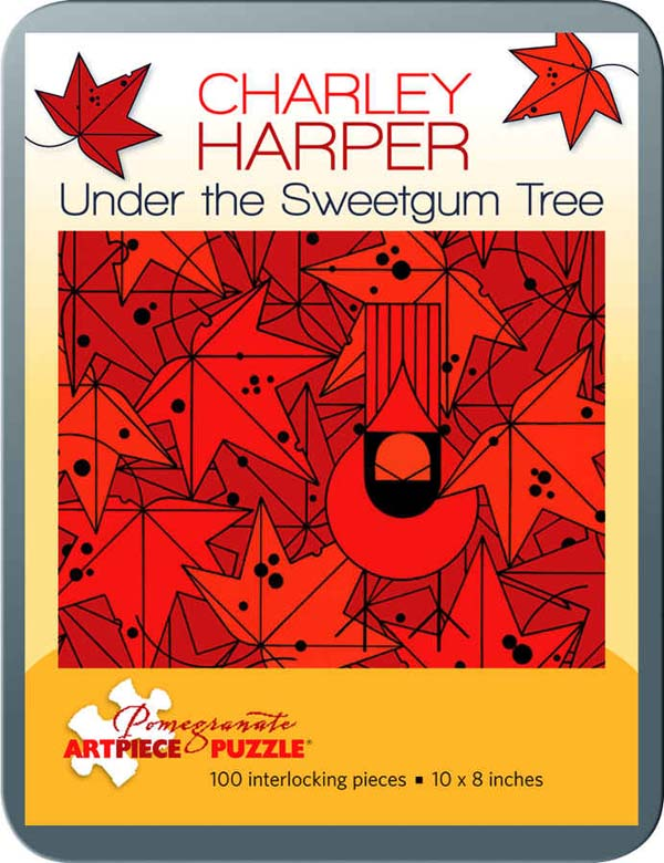 Under The Sweetgum Tree (Mini) Birds Jigsaw Puzzle
