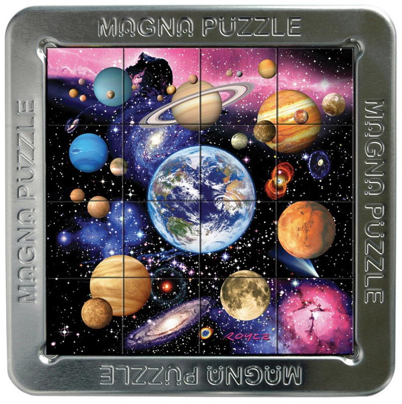 Outer Space 3d Puzzle Puzzlewarehouse Com