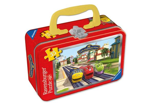Chuggington - 3 Great Trainees! Chuggington Jigsaw Puzzle